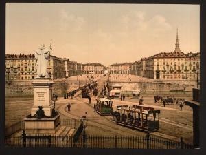 1900 දී ටියුරින් නගරය