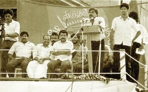The rise of the LTTE with Karaiyar - Christian leadership